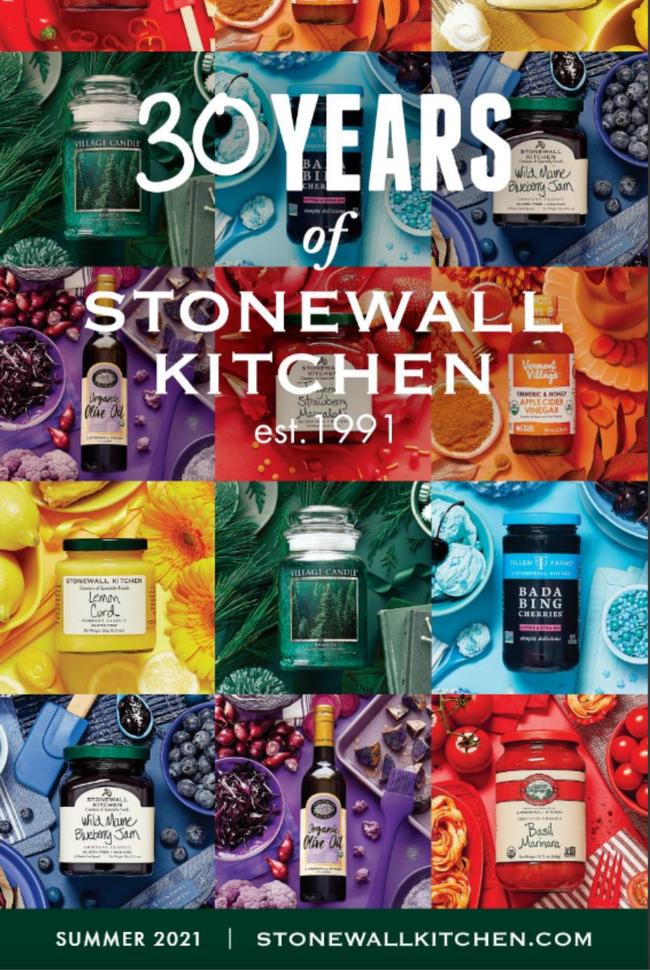 Stonewall Kitchen Catalog Cover