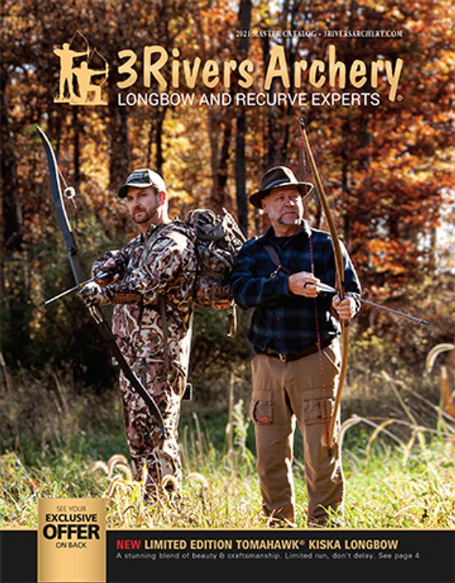 3Rivers Archery Catalog Cover