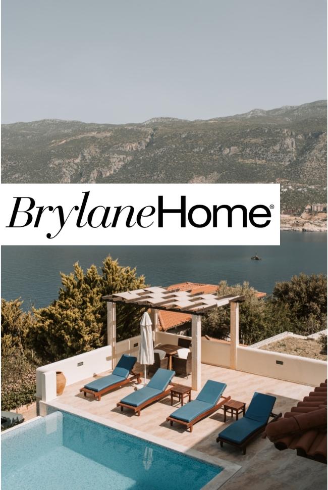 Brylane Home Catalog Cover