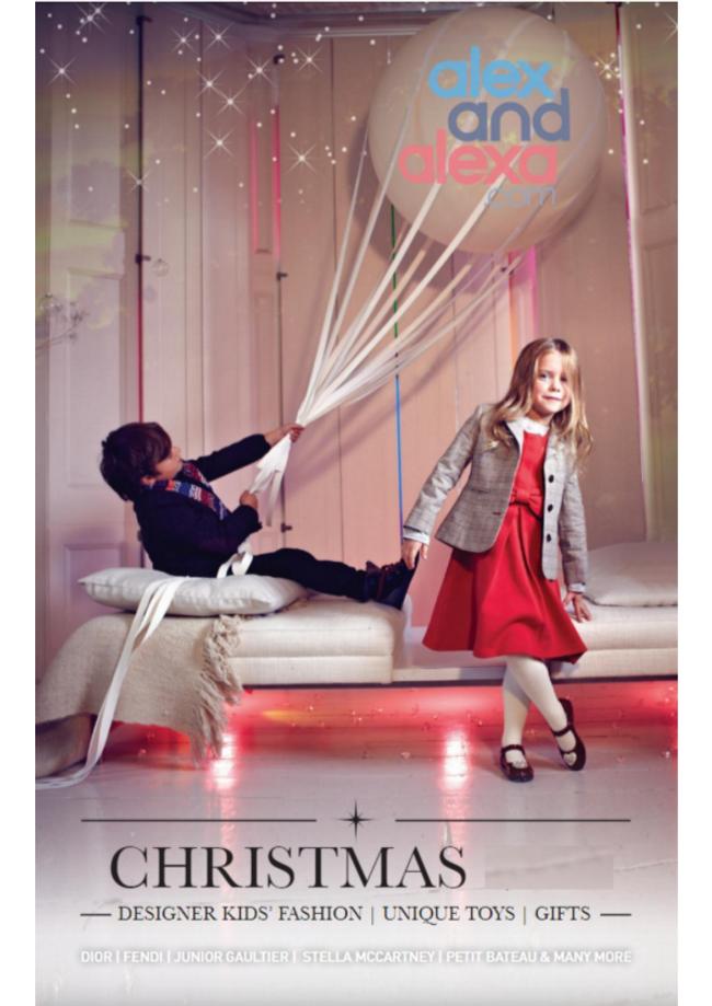 Alex and Alexa Catalog Cover