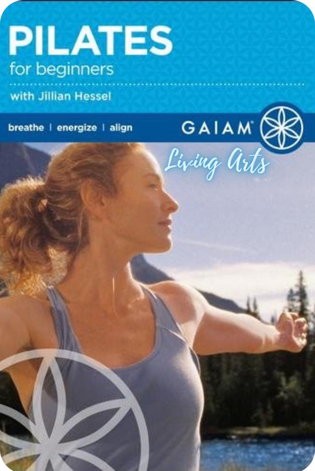 Gaiam - Living Arts Catalog Cover