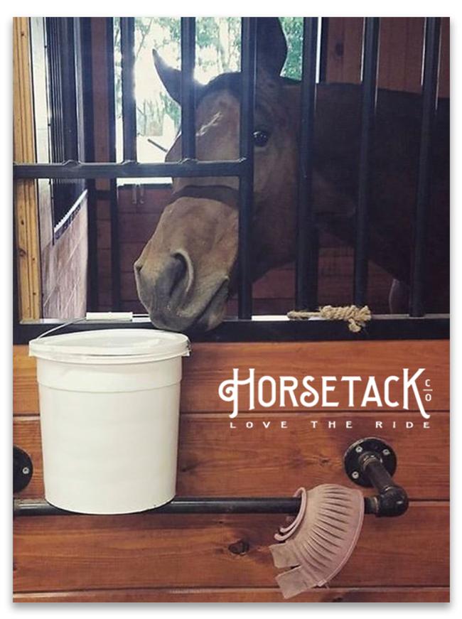 Horse Tack Co. Catalog Cover