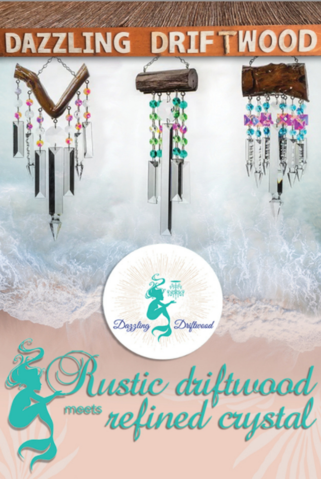 Dazzling Driftwood Catalog Cover