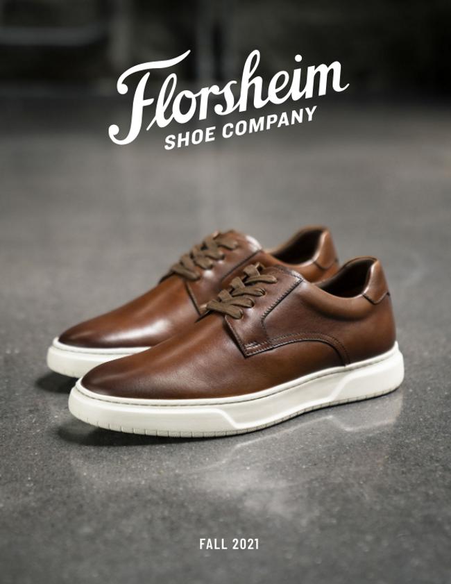 Florsheim Shoe Company Catalog Cover