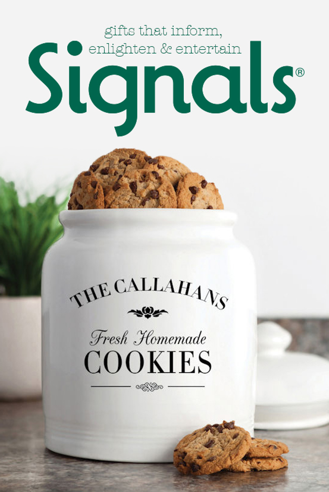 Signals Catalog Cover