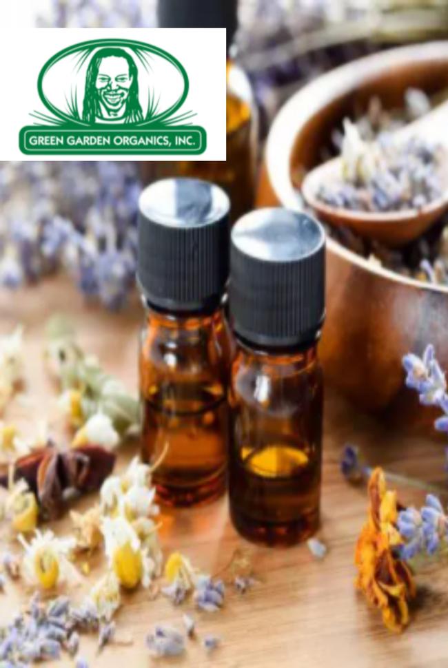 Green Garden Organics Inc. Catalog Cover