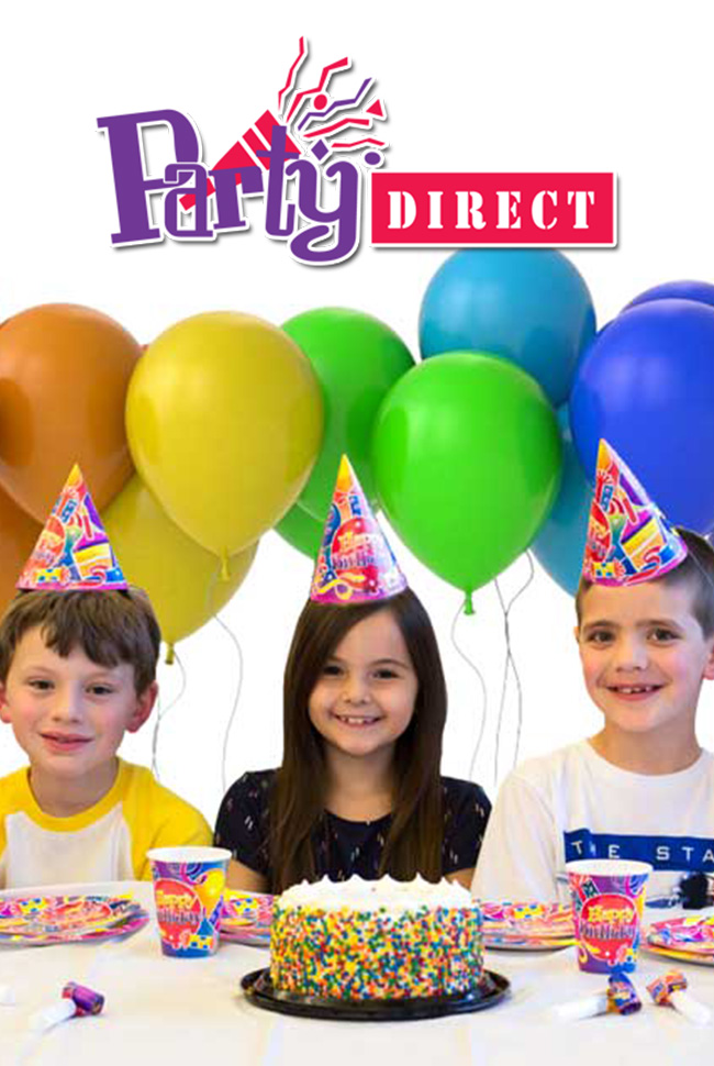 Party Direct Catalog Cover