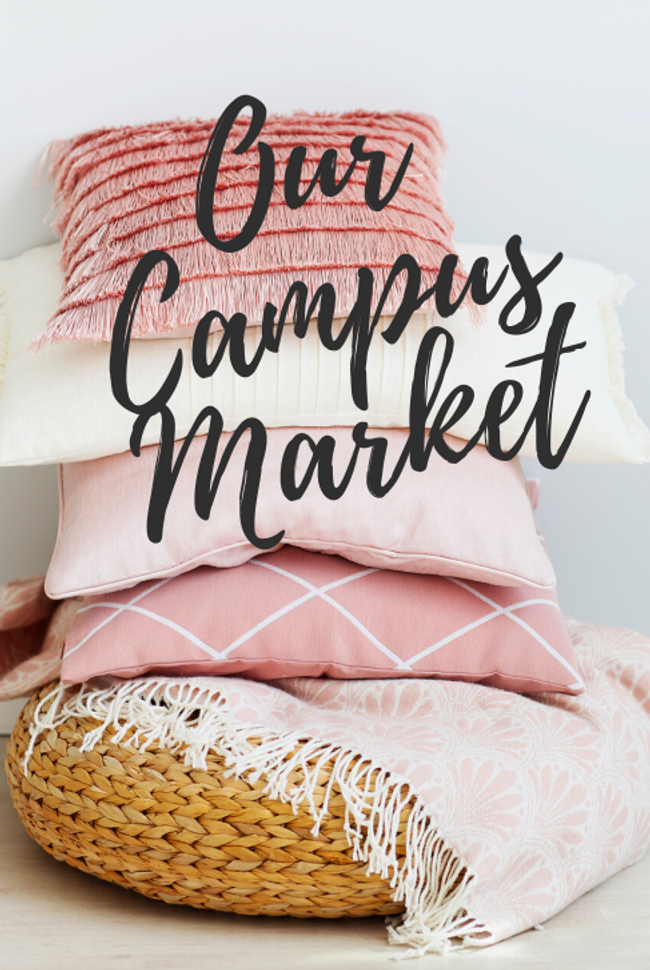Our Campus Market Catalog Cover