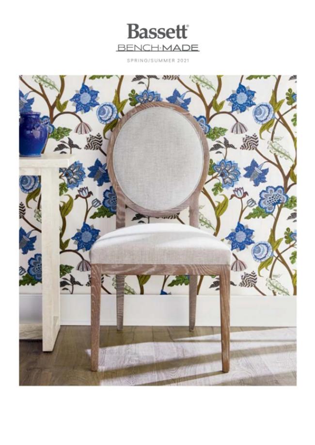 Bassett Furniture Catalog Cover