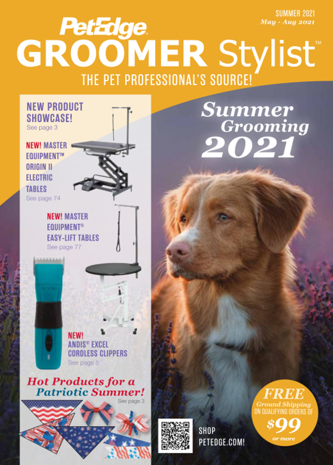 PetEdge Catalog Cover