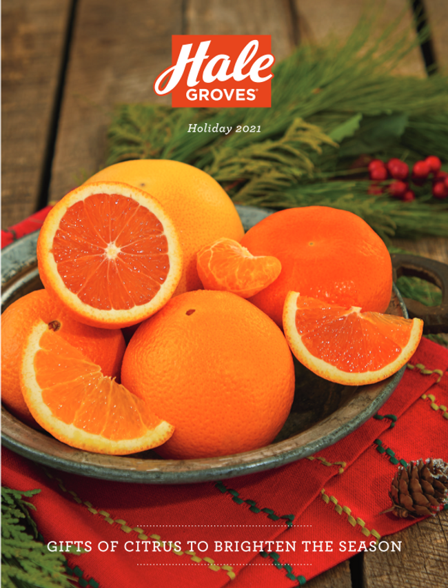 Hale Groves Catalog Cover
