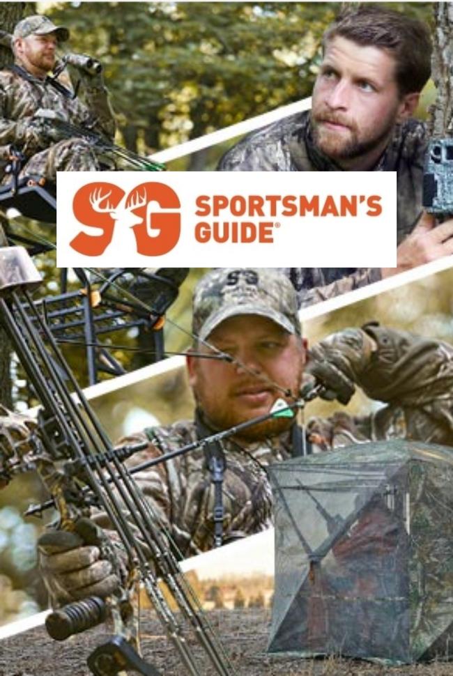 Sportsman Guide Catalog Cover