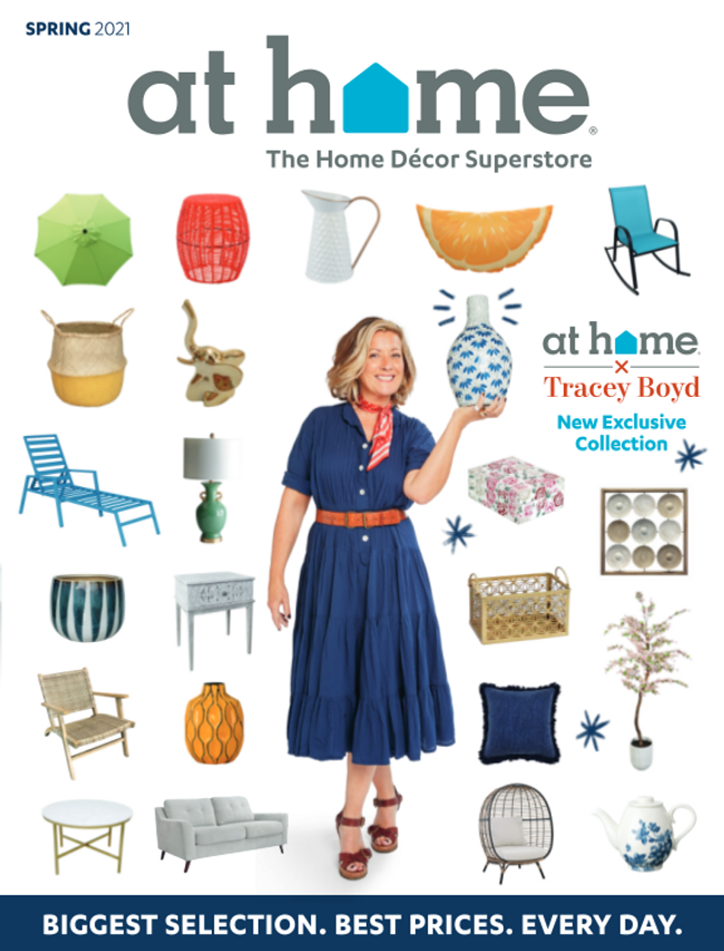 At Home Catalog Cover