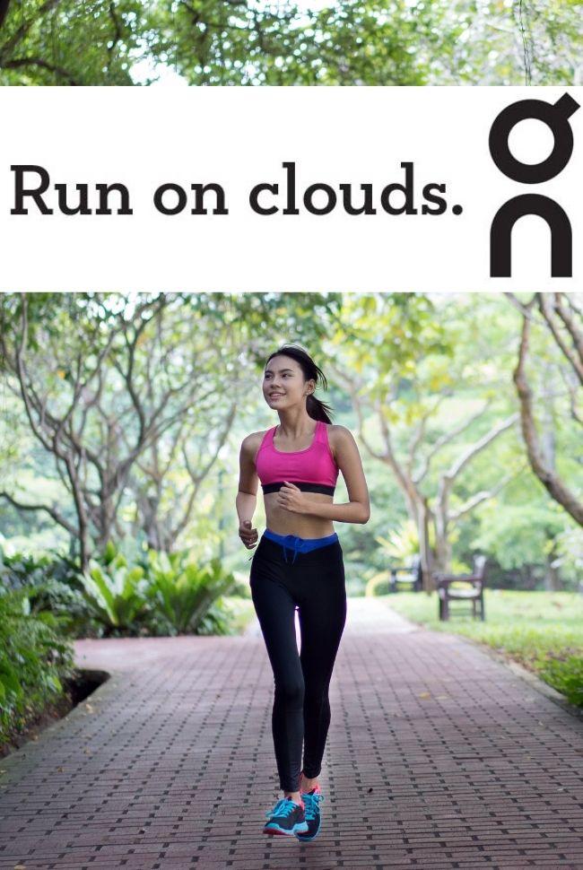 On Running Catalog Cover