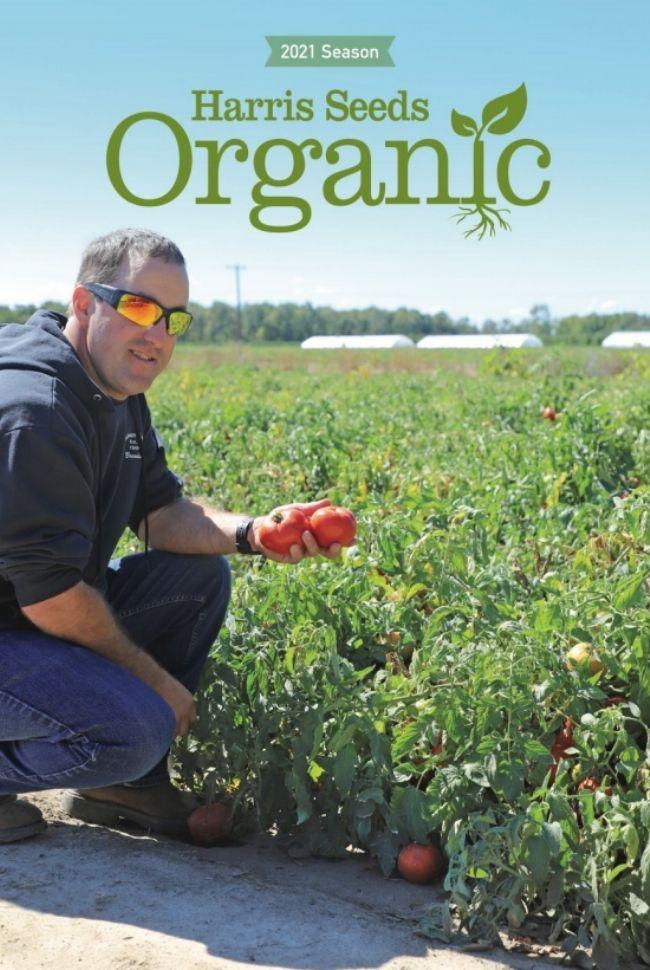 Harris Seeds Catalog Cover