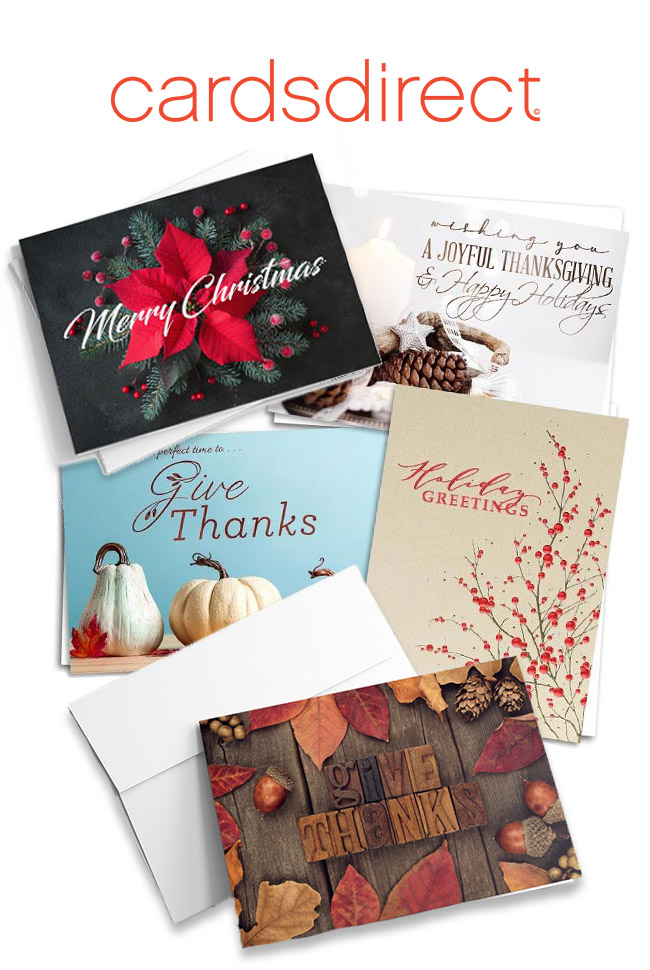 CardsDirect Catalog Cover