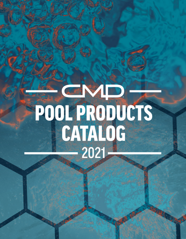 CMP Pool Products Catalog Cover