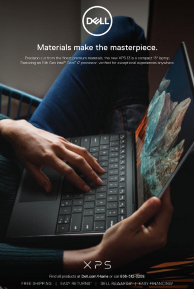 DELL Computer Catalog Cover