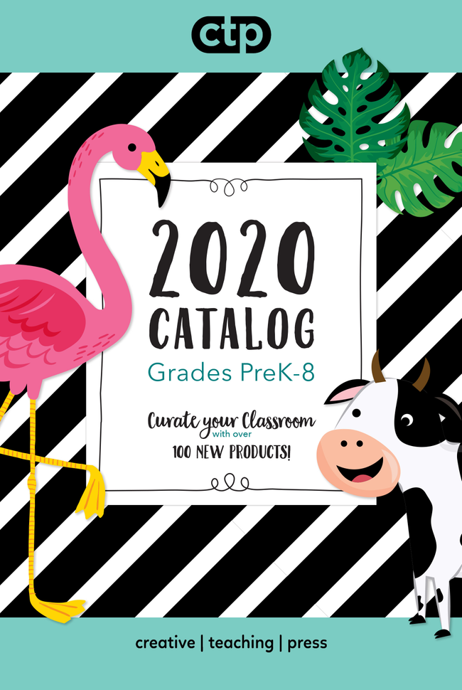 Creative Teaching Press Catalog Cover