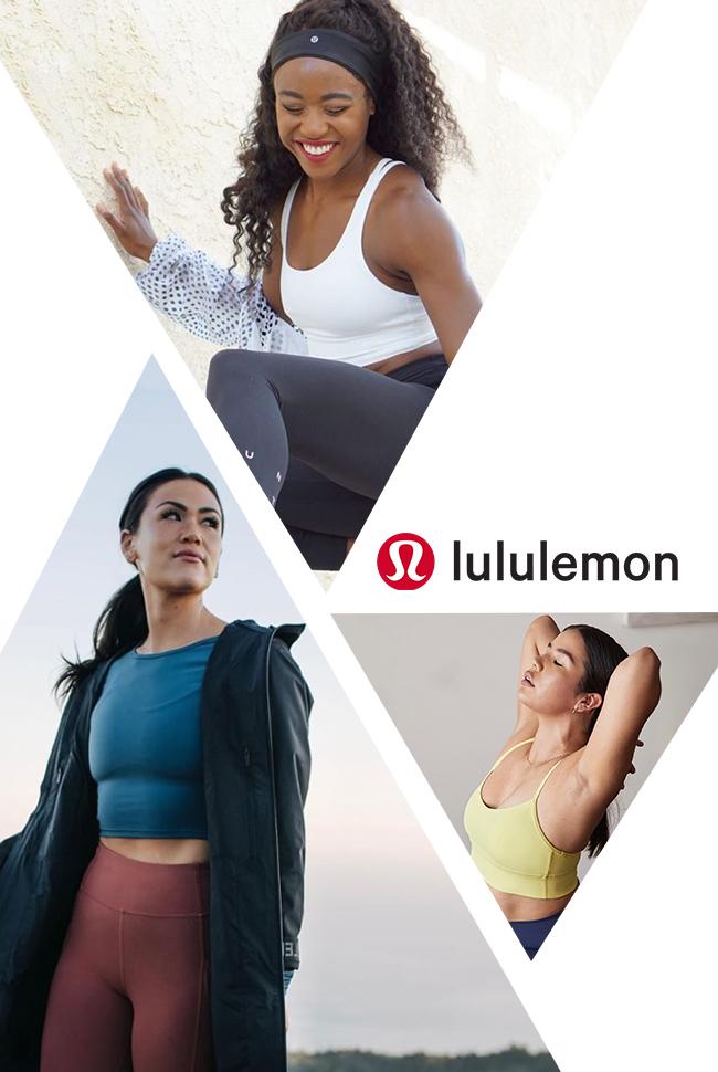 Lululemon Catalog Cover