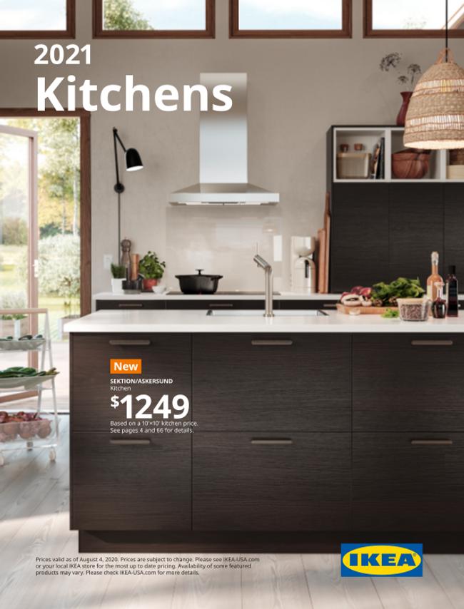 Ikea Kitchens Catalog Cover