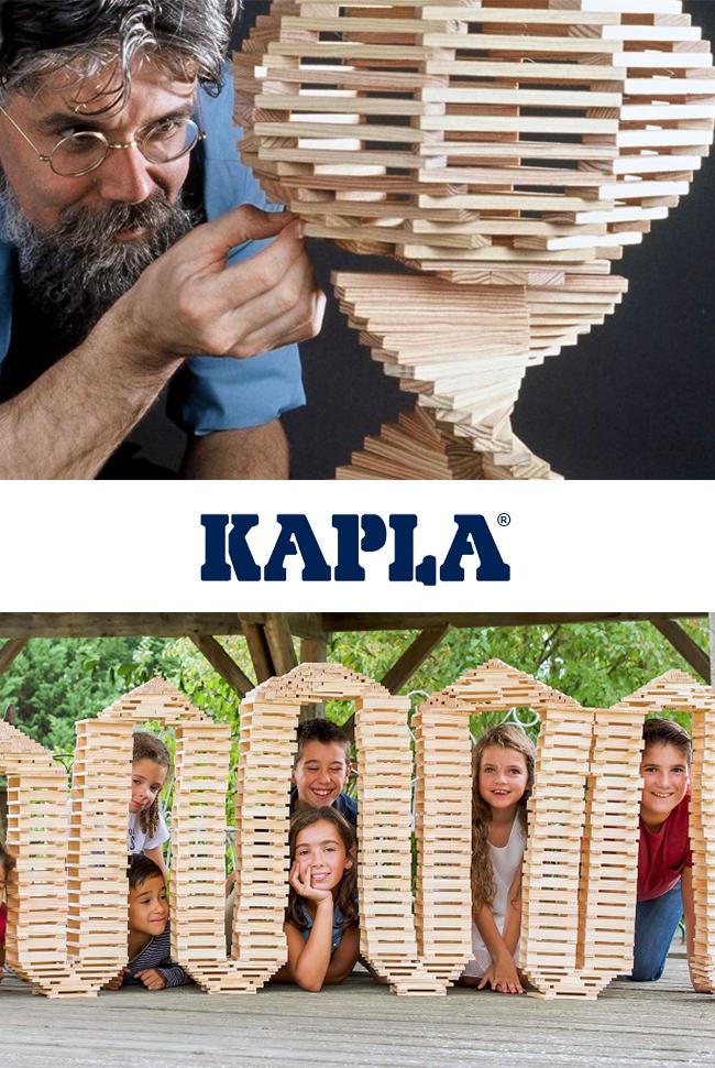Kapla USA Catalog Cover