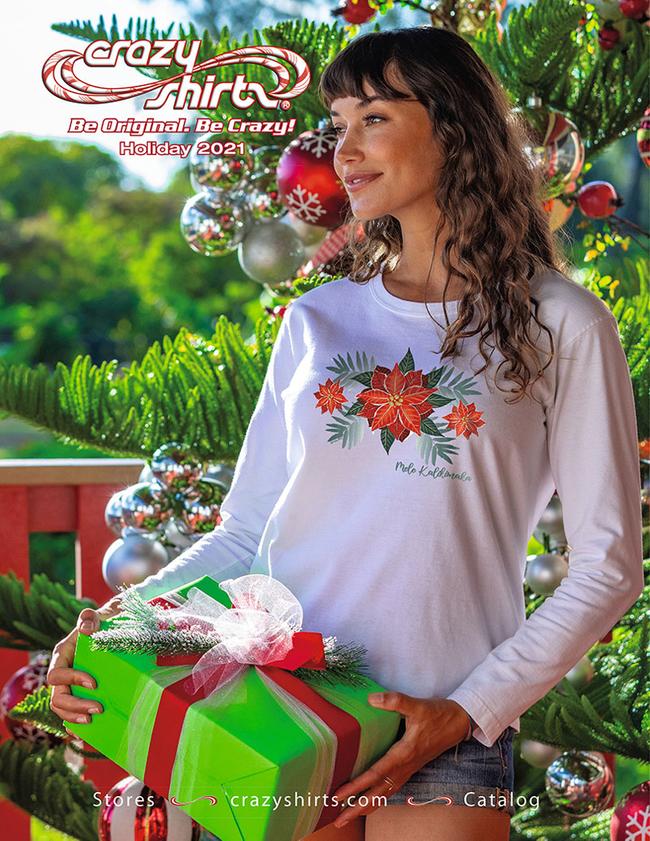 Crazy Shirts - Women Catalog Cover