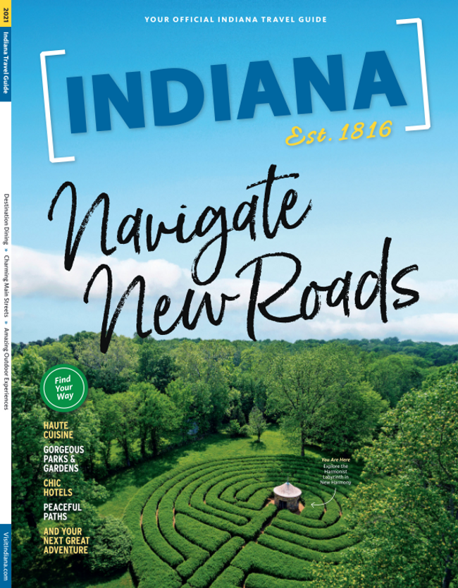 Visit Indiana Catalog Cover