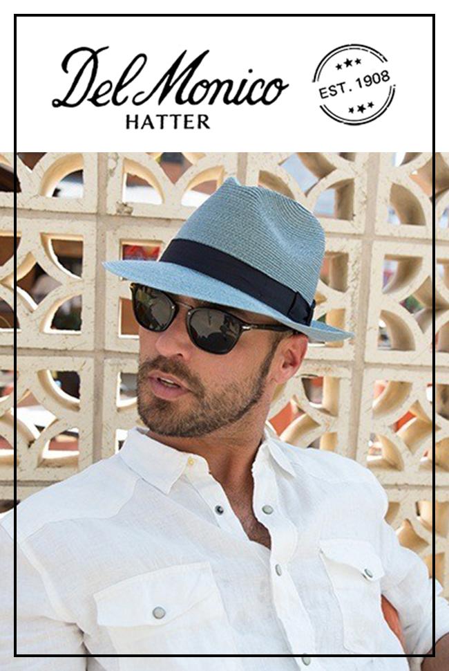 Del Monico Hatter Catalog Cover