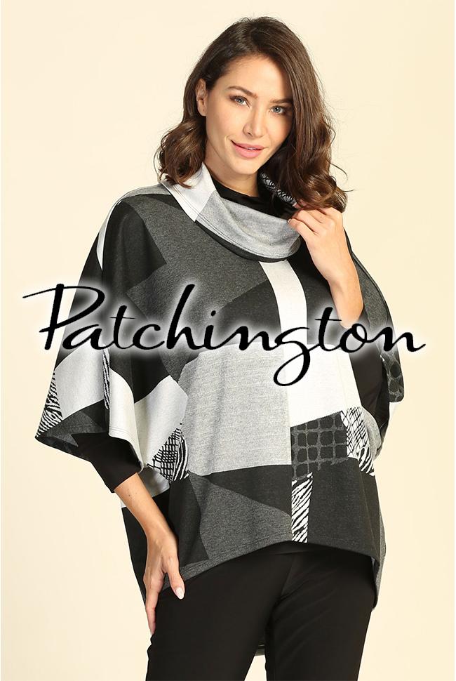 Patchington Catalog Cover