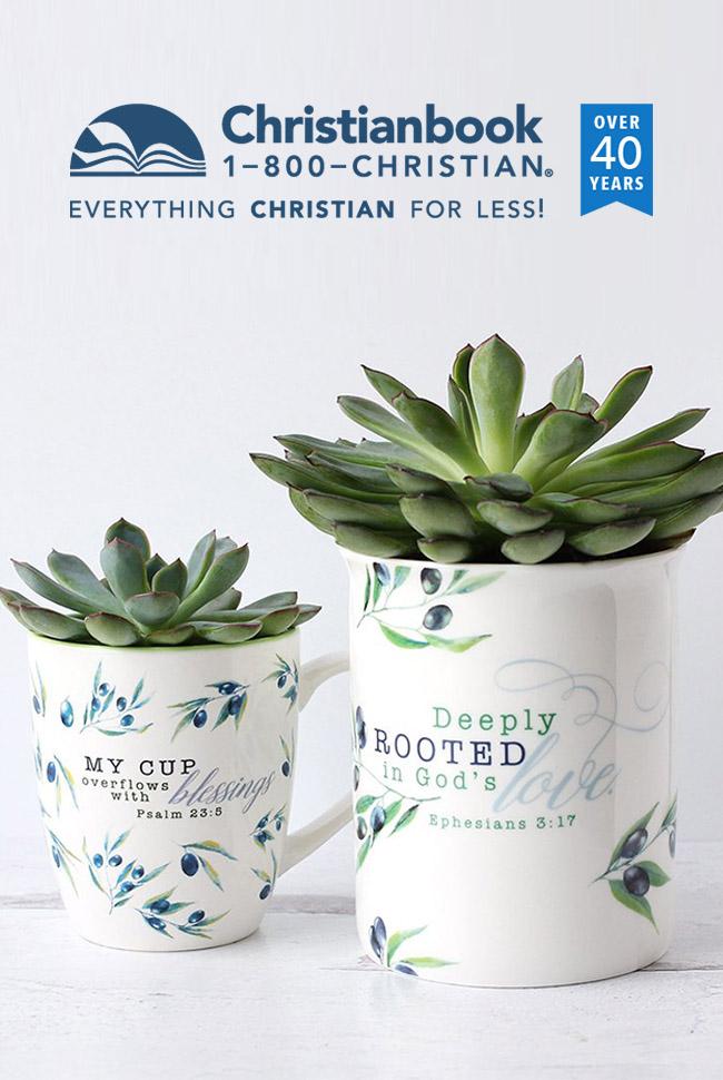 Christian Books Catalog Cover