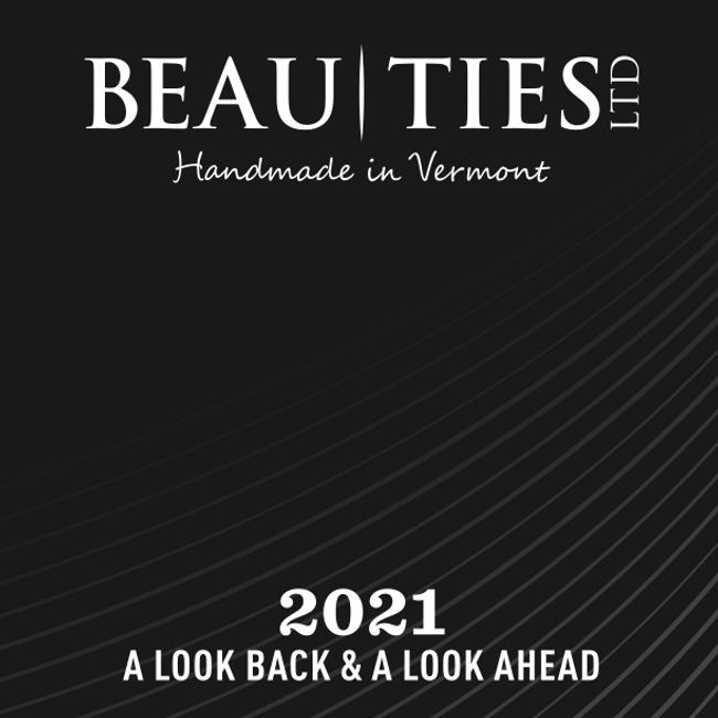 Beau Ties Ltd. of Vermont Catalog Cover