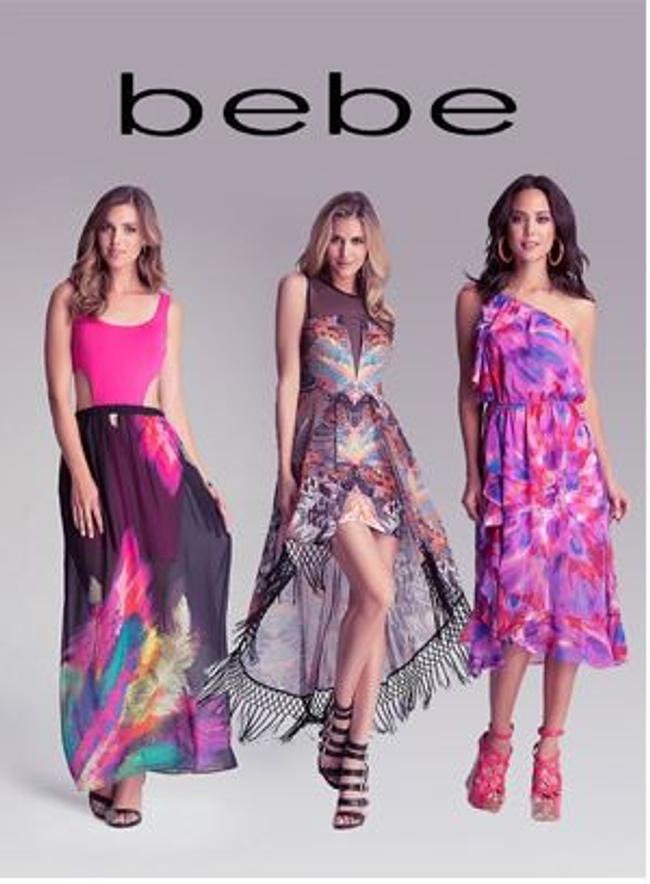 bebe Catalog Cover