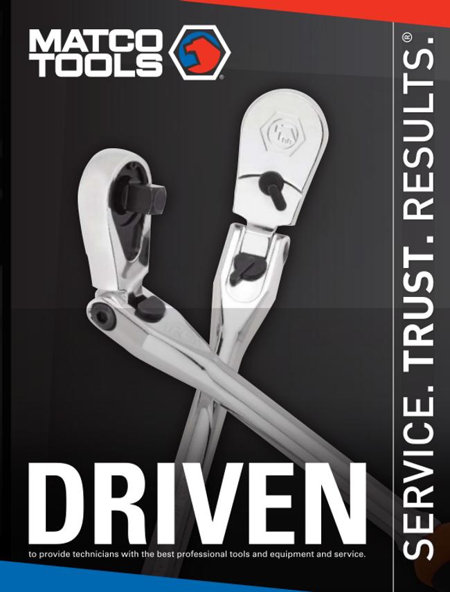 Matco Tools Catalog Cover