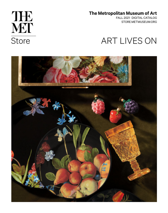 Met Museum Catalog Cover
