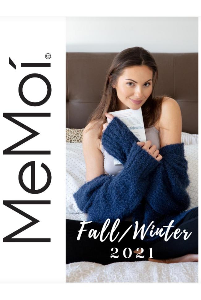 MeMoi Catalog Cover