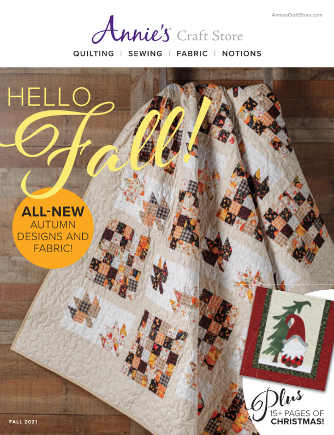 Annie's Craft Store Catalog Cover