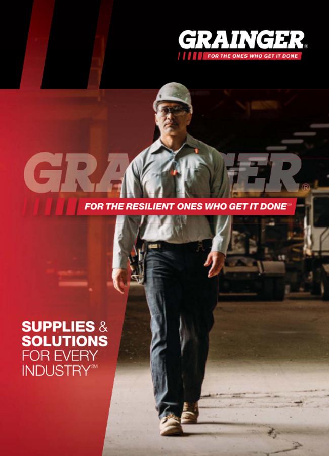Grainger Catalog Cover