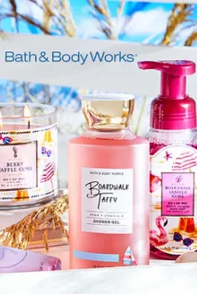 Bath & Body Works Catalog Cover