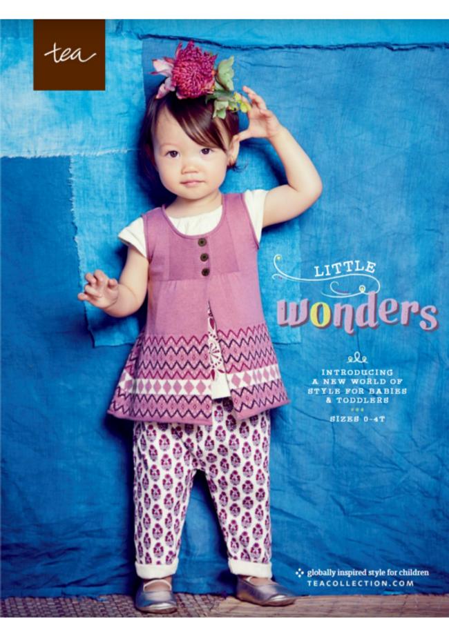Tea Collection Catalog Cover