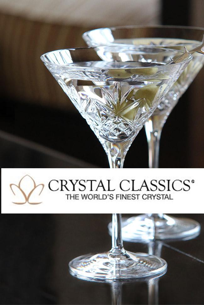 Crystal Classics Catalog Cover