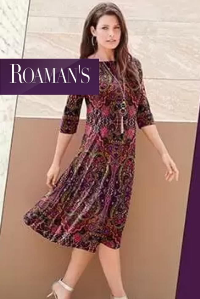 Roamans Catalog Cover