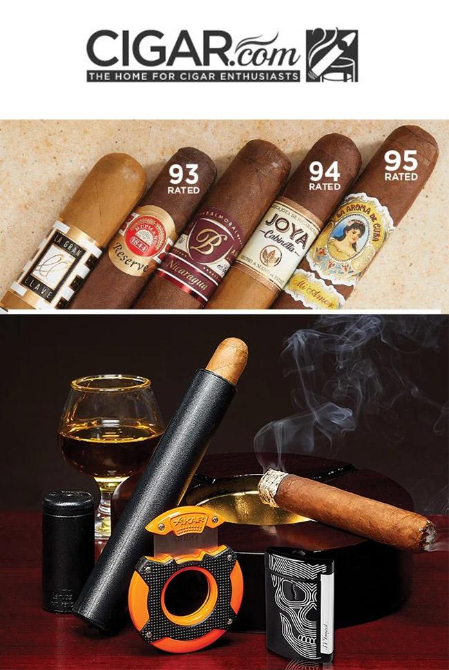 Cigar.com Catalog Cover