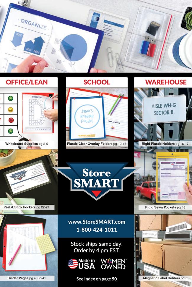 StoreSmart.com Catalog Cover