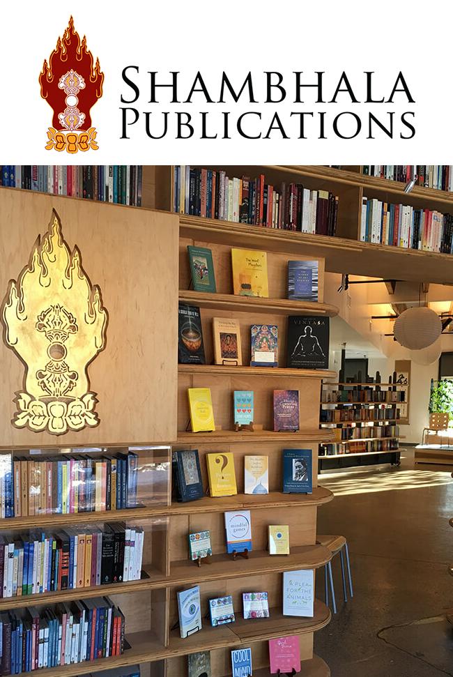 Shambhala Publications Catalog Cover