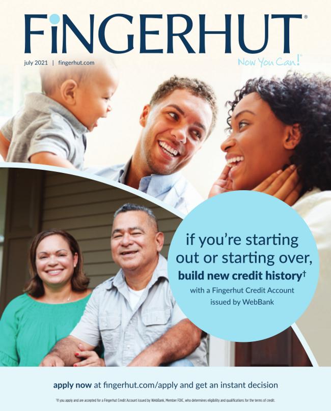 Fingerhut Catalog Cover