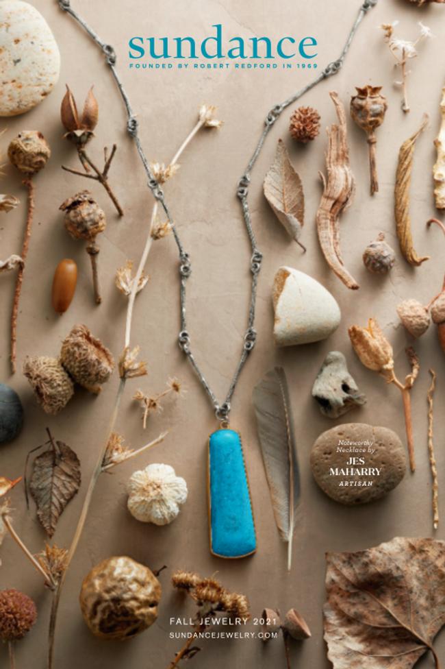 Sundance - Jewelry Catalog Cover