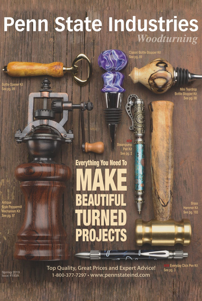 Penn State Industries Catalog Cover