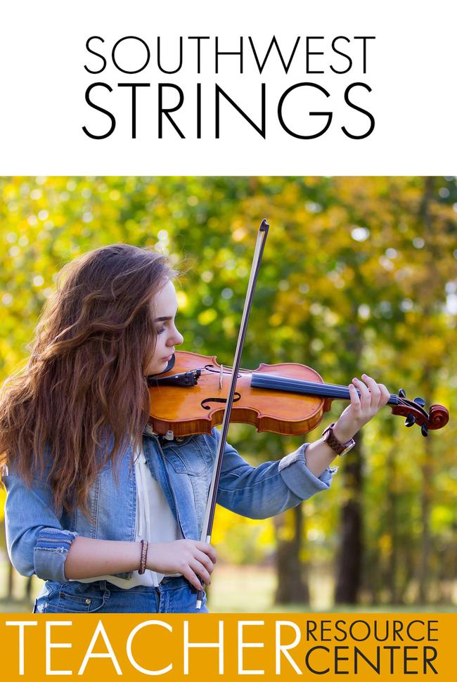 Southwest Strings Catalog Cover