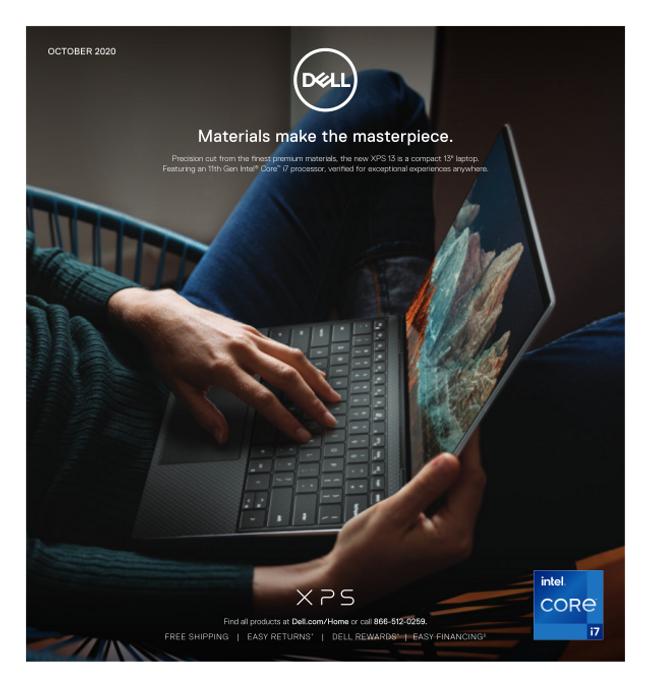 Dell.com Catalog Cover